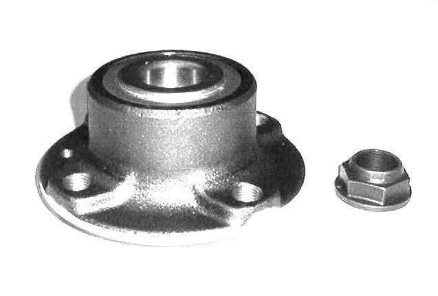 wheel hub bearing kit saab 900 1988 1993 w o abs rear. Black Bedroom Furniture Sets. Home Design Ideas