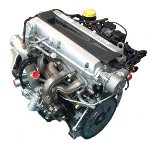 2003 Saab 43533 Transmission: Complete Engine For Saab 9.5 2.0 Turbo 150 Hp (manual