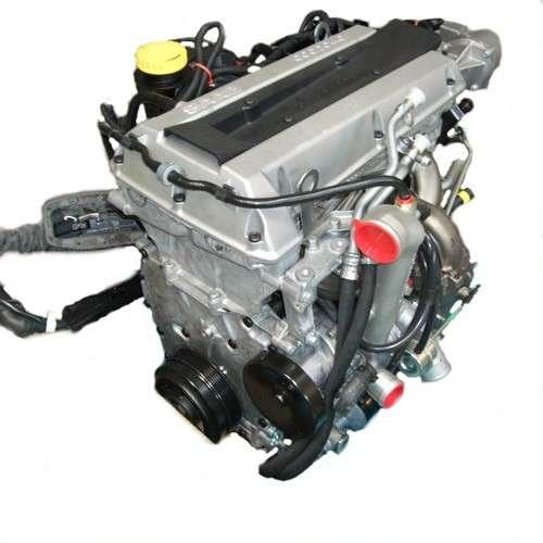 2002 Saab 43594 Transmission: Complete Engine For Saab 9.5 2.3 Turbo (Manual