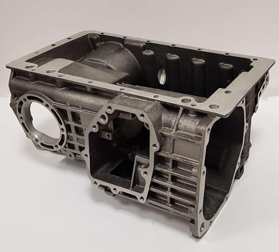 2002 Saab 43594 Transmission: Oil Engine Pan For Saab 900 Classic