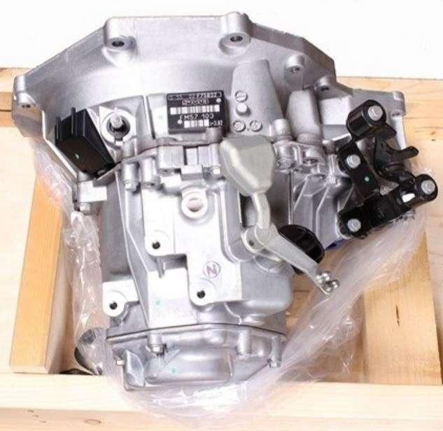 2002 Saab 43594 Transmission: Manual Gearbox 5 Speed For Saab 9.3
